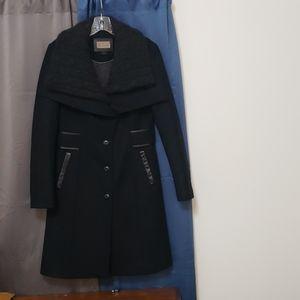 Mackage Wool blend coat black sz S small